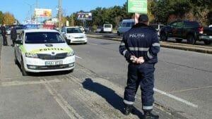 Bucuresti. Un politist a venit <span style='background:#EDF514'>DROGAT</span> la serviciu
