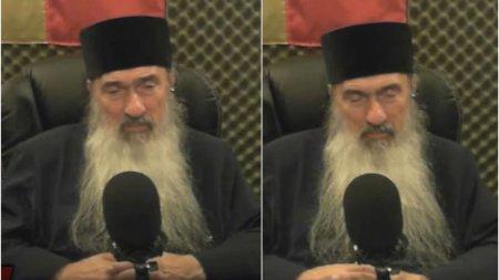 IPS Teodosie, Arhiepiscopului <span style='background:#EDF514'>TOMI</span>sului, atipeste de mai multe ori in timpul unei emisiuni
