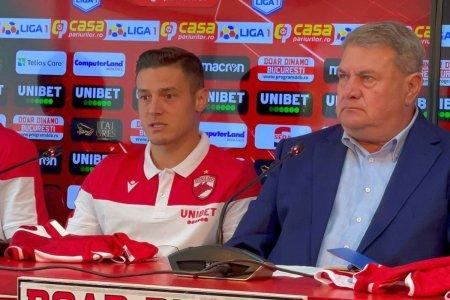 Gabi Torje s-a intors la Dinamo pus pe glume: Hai, ca ma dor falcile! + Numarul 10 nu baga alunecari