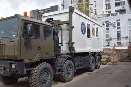 Administratia Spitalelor din cadrul Primariei Capitalei a lansat Caravana Mobila de Vaccinare