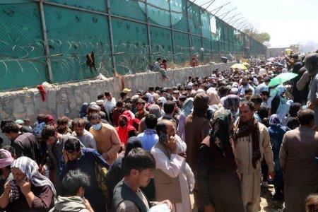 Riscul evacuarilor haotice din Afganistan. Peste 200 de persoane fara acte, intre care violatori de copii si traficanti de droguri, adusi in Germania cu avioanele militare
