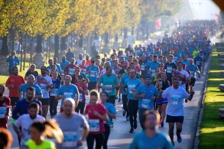 Semimaratonul Bucuresti, la a zecea editie » Cati alergatori au luat startul astazi