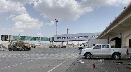 <span style='background:#EDF514'>AMBASADORUL</span> Qatarului in Afganistan anunta ca aeroportul din Kabul se redeschide pentru primirea de ajutoare si zboruri interne