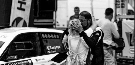 Pilotul Adrian Raspopa a murit la cateva ore de la <span style='background:#EDF514'>TERIBIL</span>ul accident produs la Raliul Iasului