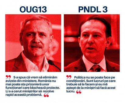URS PLUS: Florin Citu a devenit dependent de putere ca Liviu Dragnea. <span style='background:#EDF514'>PNDL</span> e mita politica