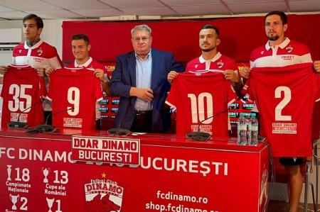 <span style='background:#EDF514'>TRANSFERURI</span>le lui Dinamo ii dau fiori lui Edi Iordanescu inainte de derby: Va fi o provocare