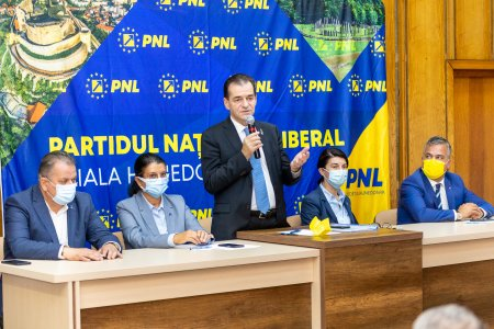Ludovic Orban, despre lupta pentru putere in PNL: Mi-au sunat sustinatorii sa-si retraga like-urile de la postarile mele