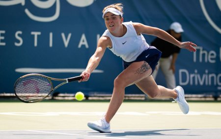 La ce s-a gandit Elina Svitolina cand a vazut ca o infrunta pe Simona Halep in optimile US Open: Asta imi vine in minte
