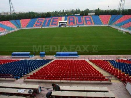 Echipa nationala de fotbal se muta pe <span style='background:#EDF514'>NOUL STADION</span> Steaua. Propunerea de disputare a partidelor