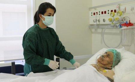 O femeie de 116 ani din Turcia a invins coronavirusul