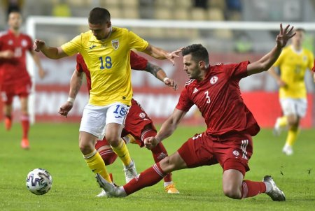 Romania - Liechtenstein» Tricolori, fara surprize! Echipele probabile + cele mai tari cote la pariuri