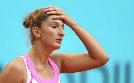Irina Begu si Andreea Mitu au fost eliminate din turneul de dublu de la US Open