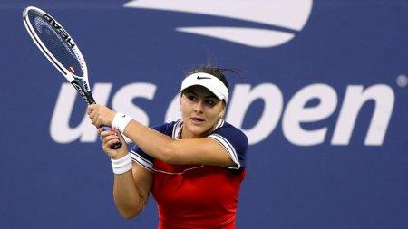 Bianca <span style='background:#EDF514'>ANDREESCU</span> in mare forma la US Open