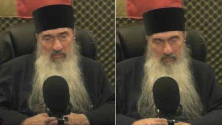 IPS Teodosie, Arhiepiscopul <span style='background:#EDF514'>TOMI</span>sului, a atipit de mai multe ori in timpul unei emisiuni
