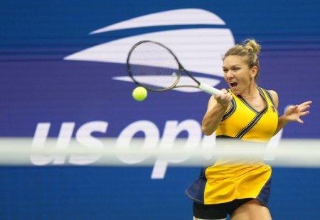 US OPEN 2021 | Simona Halep - Elina Svitolina, in optimile de finala. Ora si televizarea meciului de tenis