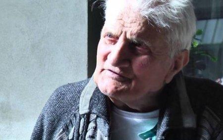 Un batran de 93 de ani din <span style='background:#EDF514'>BACAU</span>, dat disparut de 30 de ani, s-a intors acasa