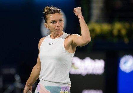 "Simona Halep va juca duminica cu Elina Svitolina! Ce spune <span style='background:#EDF514'>ADVERSARA</span> ei? ""Am avut cateva infrangeri dureroase"""