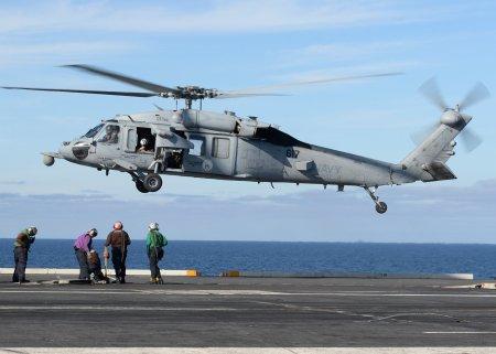 Accident aviatic grav! Cinci oameni au murit dupa ce un <span style='background:#EDF514'>ELICOPTER</span> s-a prabusit in ocean