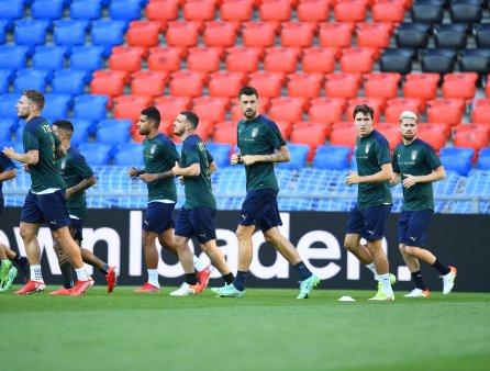 Elvetia - Italia, meciul zilei in preliminariile Cupei Mondiale