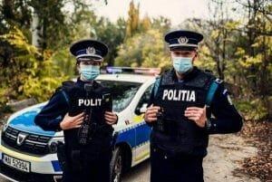 Vaslui. Doua moldovence nervoase au anihilat rapid doi politisti