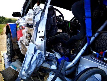 Dosar penal pentru ucidere din culpa, dupa moartea pilotului Adrian Raspopa la <span style='background:#EDF514'>RALIU</span>l Iasiului