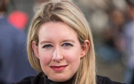 Cum a murit o stea. Povestea miliardarei Elizabeth Holmes, femeia care a creat o tehnologie <span style='background:#EDF514'>REVOLUTION</span>ara falsa
