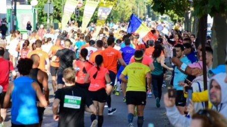 Ancuta Bobocel, mama a doi copii, a castigat Semimaratonul Bucurestiului la <span style='background:#EDF514'>PROBA F</span>eminin