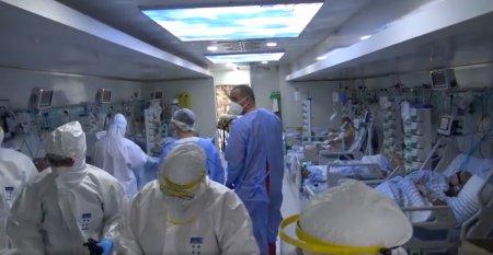 Valul 4 al pandemiei: Doar cinci paturi libere la ATI in Iasi. 116 paturi de spital sunt ocupate de pacienti COVID