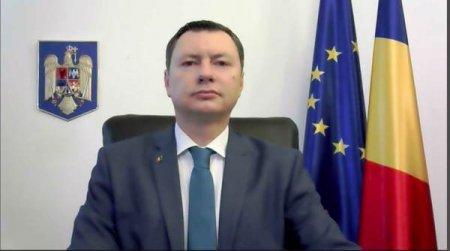 COSMIN MARINESCU: 'Economia Romaniei are nevoie mai mult ca oricand de stabilitate si predictibilitate'