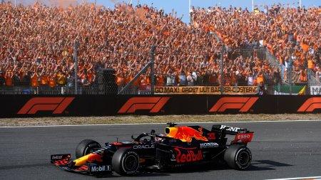 Verstappen obtine victoria in cursa de la Zandvoort si redevine lider la general