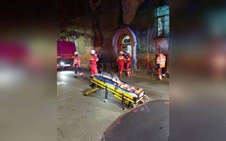 Cum a incendiat un pacient Spitalul de Psihiatrie din Arad, la nici o ora de la internare