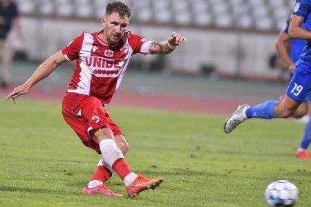 Oferta de 1,4 milioane de euro pentru Deian Sorescu, refuzata de Dinamo: Nu am fi surprinsi daca ar ajunge la FCSB