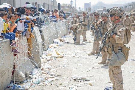 Business MAGAZIN. Ce se ascunde in spatele Afganistanului: Americanii si-au retras armata, dar spera ca mostenirea lor de 20 de ani sa faca fata asaltului talibanilor
