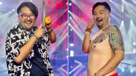 Splash! Vedete la apa, 5 septembrie 2021. Rikito Watanabe, cel mai energic concurent, saritura cu emotii. Ne cerem forte scuze
