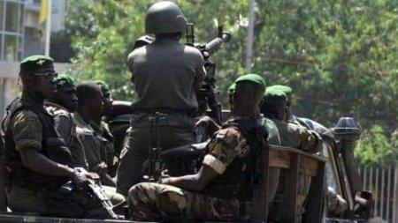 Lovitura de stat in Guineea. Presedintele Alpha Conde a fost arestat