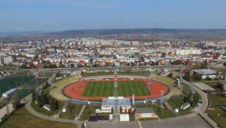 Stadion modern la Pitesti