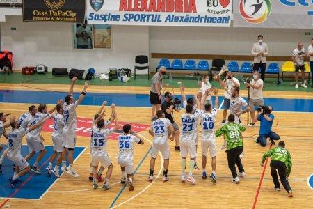 Constanta s-a calificat in turul doi din EHF European League, trecand de <span style='background:#EDF514'>UNGURII</span> de la Csurgoi KK