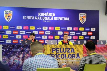 Mirel Radoi si-ar fi dorit mai multe goluri cu Liechtenstein: Ma asteptam ca scorul sa fie mai mare