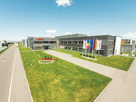 Bosch deschide oficial a treia hala de productie la Cluj, investitie de 55 de milioane de euro