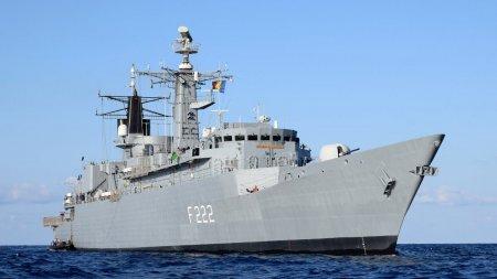 Fortele Navale Romane au preluat comanda NATO a Operatiei Sea Guardian din Marea Mediterana