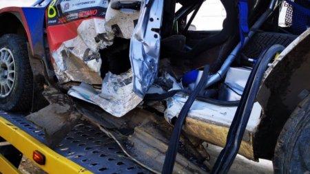 Dosar penal pentru ucidere din culpa, dupa moartea pilotului de curse Adrian Raspopa, la <span style='background:#EDF514'>RALIU</span>l Iasiului