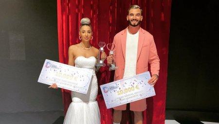 Alexandra Bacosca si Cristian Marinescu sunt castigatorii sezonului 3 Puterea <span style='background:#EDF514'>DRAGOSTEI</span>. Cat valoreaza premiul