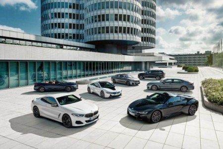 BMW a comandat baterii in valoare de 20 de miliarde de euro pe fondul cresterii cererii de automobile electrice