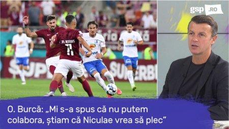 Ovidiu Burca: Daniel Niculae a fost unul dintre oamenii care n-a avut incredere in proiect si a plecat
