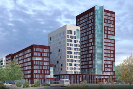 Telekom Mobile a inchiriat 4.500 mp de birouri in proiectul @Expo construit de Atenor in zona Romexpo