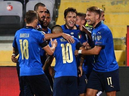 Italia lui Mancini intra in istorie! Record incredibil stabilit de Squadra Azzurra
