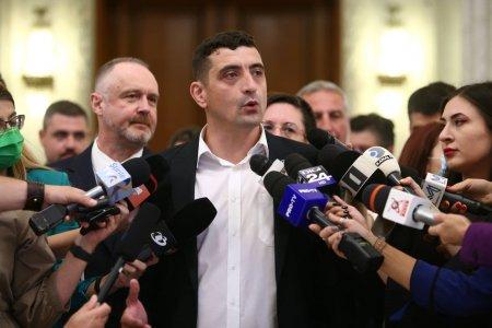 George Simion:Parlamentarii AUR, sunati de mai multi liberali ca sa le propuna tot felul de sinecuri