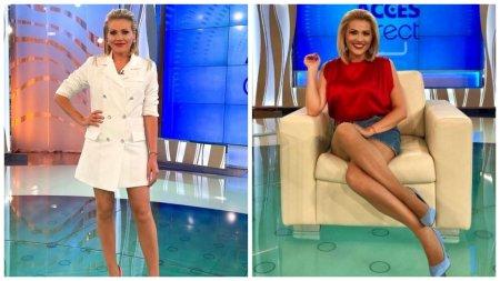 Mirela Vaida, schimbare radicala de look. Cum s-a fotografiat prezentatoarea TV inainte de a incepe un nou sezon din <span style='background:#EDF514'>ACCES DIRECT</span>