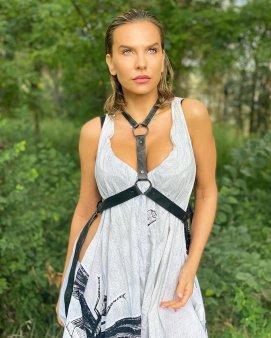 <span style='background:#EDF514'>ANNA LESKO</span> rupe tacerea. Adevarul despre presupusa relatie cu Gabi Badalau