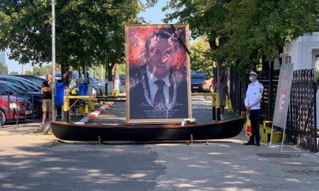 Ivan Patzaichin, inmormantat cu onoruri militare